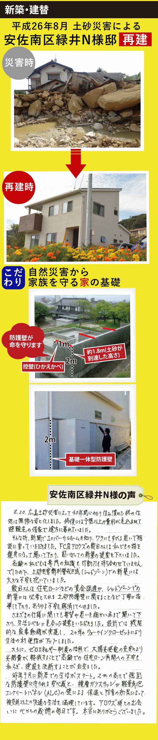住宅基礎「地熱床システム」