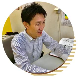 設計・営業担当 吉田 浩二